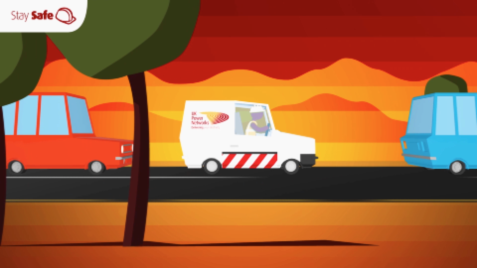 Animated Health & Safety Video